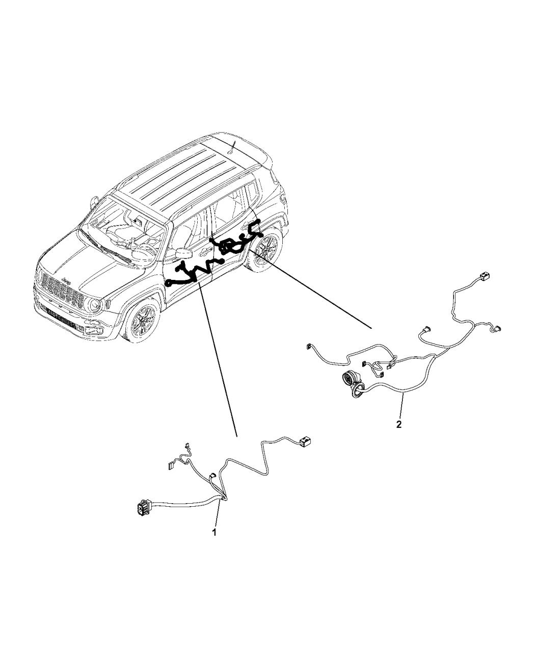 jeep renegade wiring