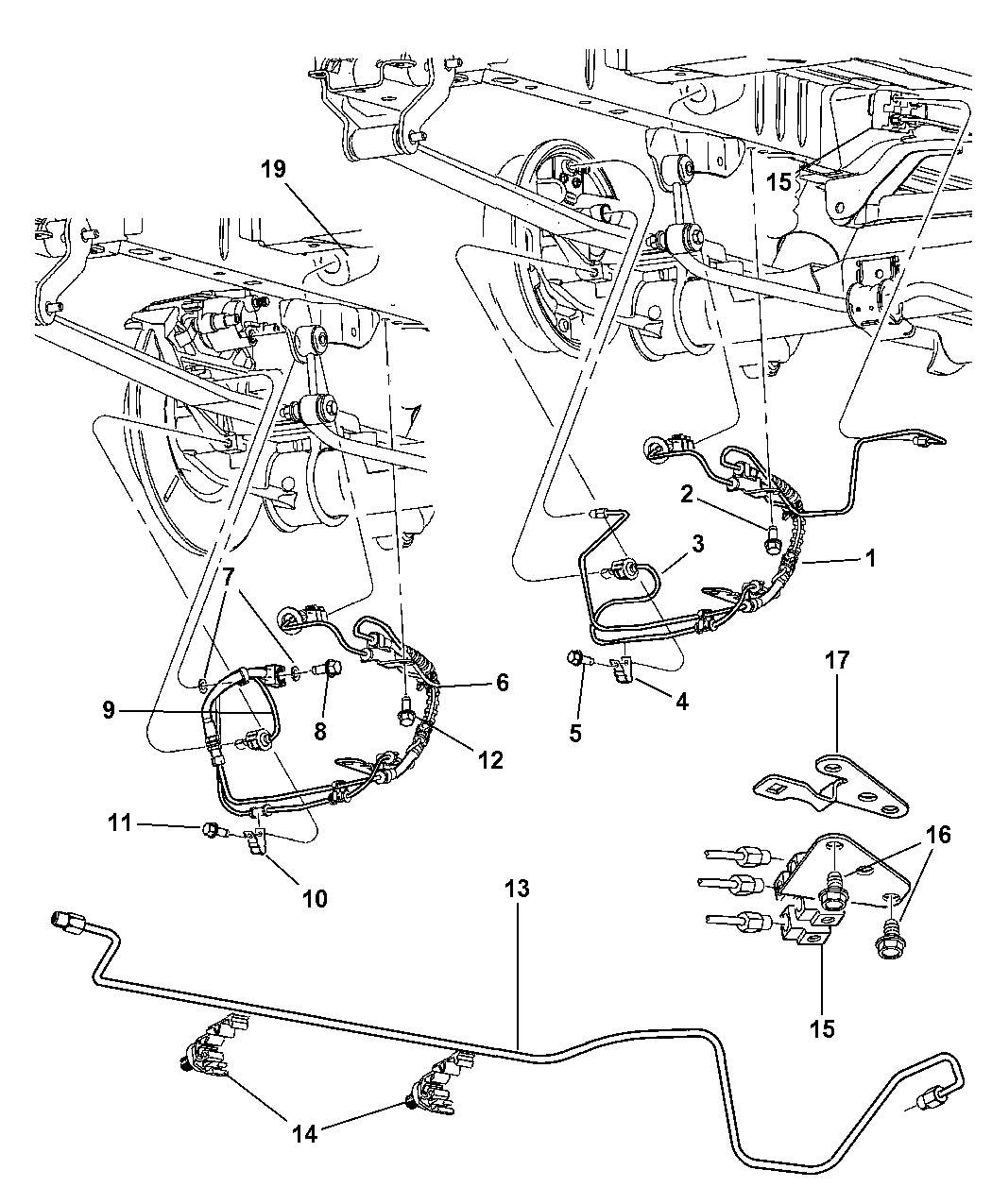 2005 Dodge Caravan Parts Diagram Hoses • Wiring Diagram