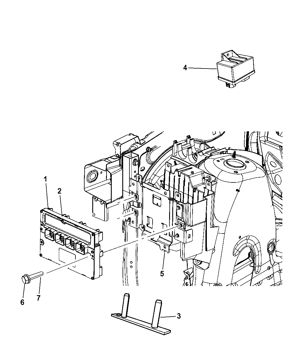 cherokee engine diagram