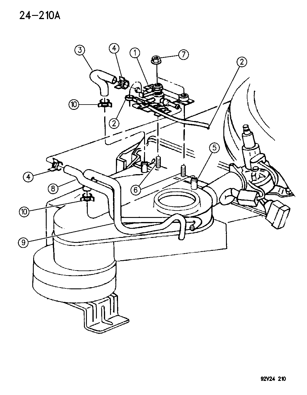 Dodge V10 Engine Diagram Auto Electrical Wiring Related With