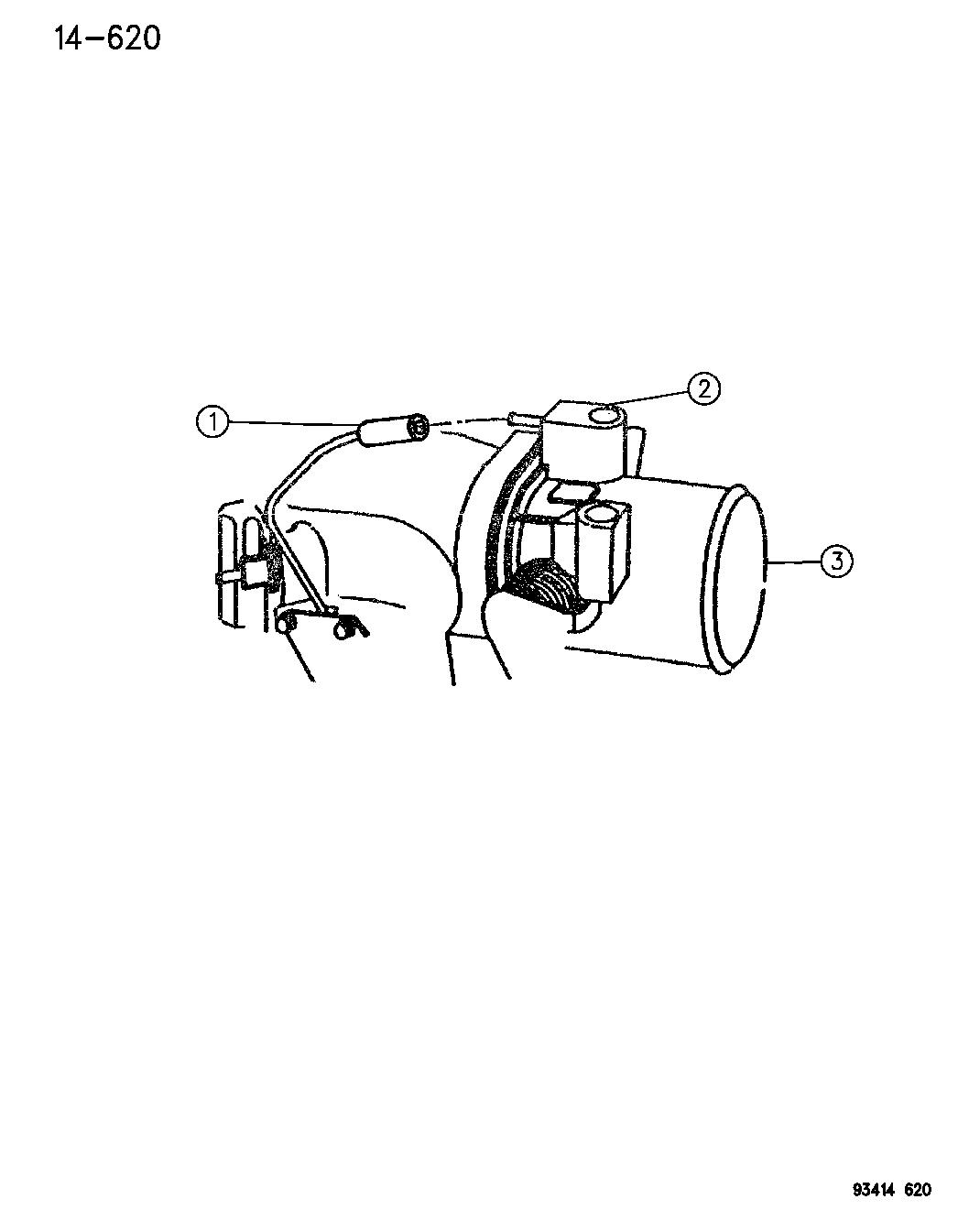 1993 Chrysler Concorde Throttle Body Mopar Parts Giant Wiring Diagram Thumbnail 2