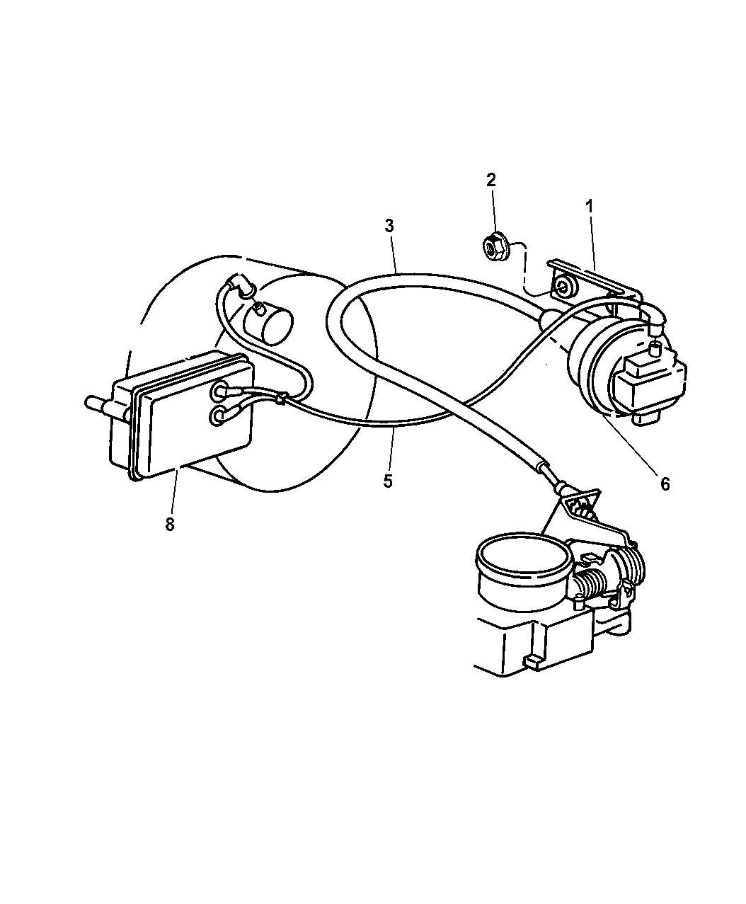 2004 Dodge Grand Caravan Speed Control Mopar Parts Giant Engine Schematics