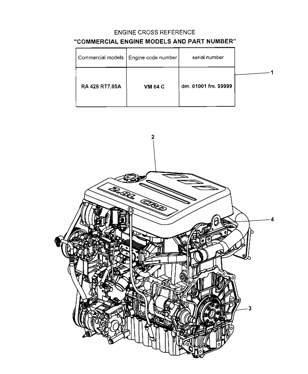 2013 Dodge Grand Caravan Engine Diagram