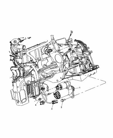 [TBQL_4184]  2005 Dodge Neon Starter - Mopar Parts Giant | 2005 Dodge Neon Engine Parts Diagram |  | Mopar Parts Giant