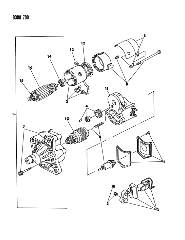 1988 Dodge Dakota Wiring Diagram For Starter Mopar Wiring Diagram Popular Popular Graniantichiumbri It