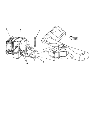 Details about  /For 1995-2004 Dodge Intrepid Brake Pad Set Rear Power Stop 88294JY 1996 1997
