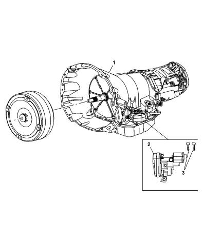 automatic transmission throttle control lever - 2007 dodge ram 2500  mopar parts giant