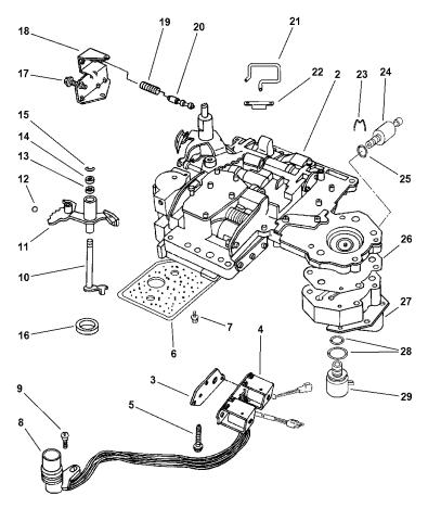 1999 dodge transmission diagram   wiring diagram files gold  wiring diagram library
