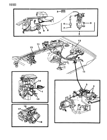 1985 Dodge 600 Wiring Diagram 07 Impala Stereo Wiring Diagrams Begeboy Wiring Diagram Source