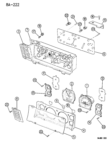 Jeep Cherokee Instrument Cluster Wiring Diagram from www.moparpartsgiant.com