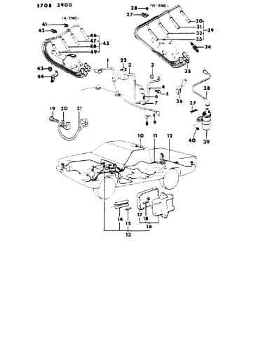 [SCHEMATICS_4JK]  1986 Dodge Ram 50 Wiring Harness - Mopar Parts Giant | 1986 Dodge D150 Wiring Diagram |  | Mopar Parts Giant
