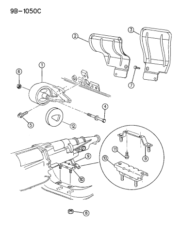 [DIAGRAM_09CH]  1996 Dodge Ram 1500 Engine Mounting - Mopar Parts Giant | 1996 Dodge Ram 1500 Engine Diagram |  | Mopar Parts Giant