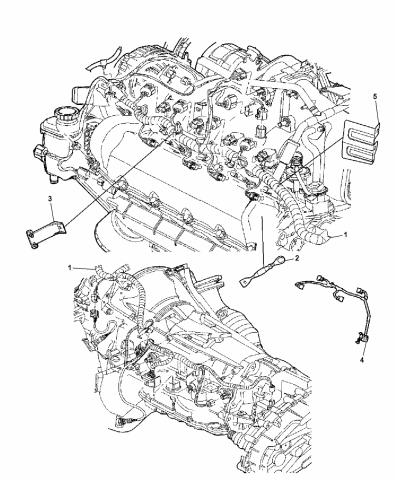 Wiring Engine 2007 Dodge Ram 1500, 2007 Dodge Ram Ignition Wiring Diagram