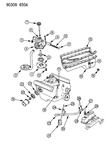 53020062 Genuine Mopar Tube Engine Oil Indicator