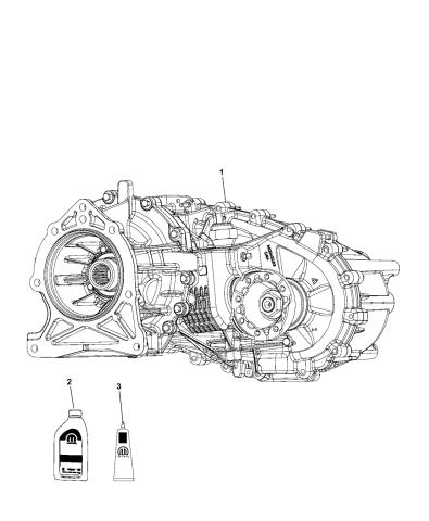 OE MOPAR Transfer Case Switch for Jeep Gladiator JT 2020 ESS//JT//001A
