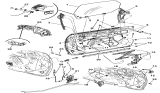 Related Parts for Chrysler PT Cruiser Door Handle - SB96BDAAD