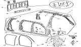2005 Dodge Dakota Aperture Panel Bodyside Diagram 2