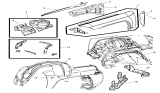 Related Parts for Jeep Compass Fender - 5115662AC