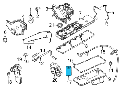 Diagram for Part No.: 5139947AA