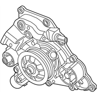 Mopar Water Pump - 5038668AC