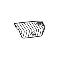 Genuine Mopar Speaker Grille 1HS01DX9AC