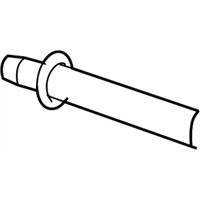 Genuine Mopar Intermediate Shaft 53010355AC