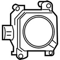 Genuine Mopar Adaptive Cruise Control Clip 68186344AA