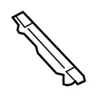 Genuine Mopar Down Stack Capture Linkage 68028492AA