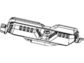 Genuine Chrysler 5109597AA Heat Shield