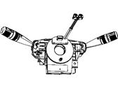 Dodge Caliber Clock Spring - 68003216AH