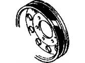 Chrysler New Yorker Crankshaft Pulley - MD143435