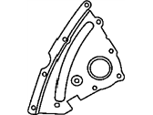 Dodge Challenger Timing Cover - 4792897AC