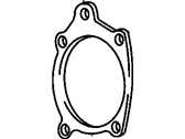 Dodge Dakota Water Pump Gasket - 53010419
