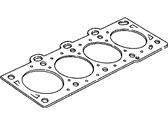 Chrysler Cylinder Head Gasket - 4884443AD