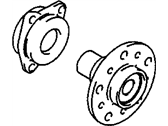Chrysler Sebring Wheel Stud - MB891852