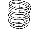 Dodge Neon Coil Springs - 5272291AA