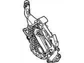 Ram Dakota Timing Cover - 53021238AB