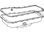 Chrysler Voyager Oil Pan - 4483733AB