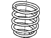 Dodge Neon Coil Springs - 5272606AB