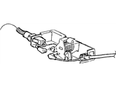 Dodge Ram Van Throttle Cable - 53031523AB