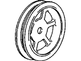 Dodge Crankshaft Pulley - 4448886