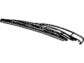 Dodge Grand Caravan Wiper Blade - 68028440AA