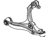 Jeep Control Arm - 5168158AA