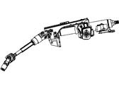 Genuine Chrysler 5057642AG Steering Column