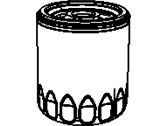 Jeep Wrangler Oil Filter - 4105409AB