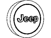 Jeep Compass Wheel Cover - 1LB77SZ0AC