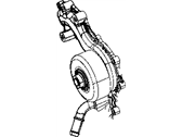 Chrysler 300 Water Pump - 5184498AE