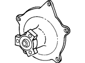 Dodge Caravan Water Pump - V5010898AB