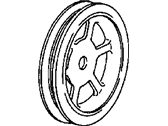 Chrysler New Yorker Crankshaft Pulley - 4663175