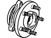 Jeep Wheel Stud - 6036388AA